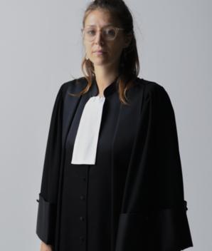 Robe Cour des comptes - 1er président / Présidents de chambre / Procureur général