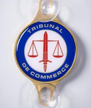 Macaron Tribunal de Commerce