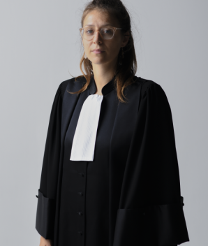 Robe de magistrat - La Confortable